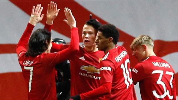 Manchester United 1-0 West Ham: Ole Gunnar Solskjaer puji pemain 'rendah' karena asis memantul thumbnail