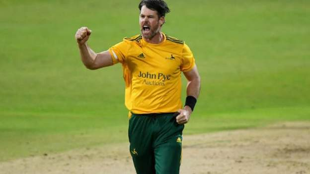 Notts Outlaws: T20 Blast winners get suspended sanctions following disciplinary breaches