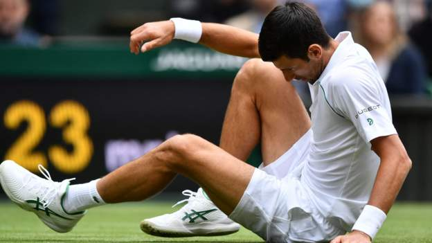 Wimbledon 2021: Wimbledon defends state of courts after players' criticism & slips