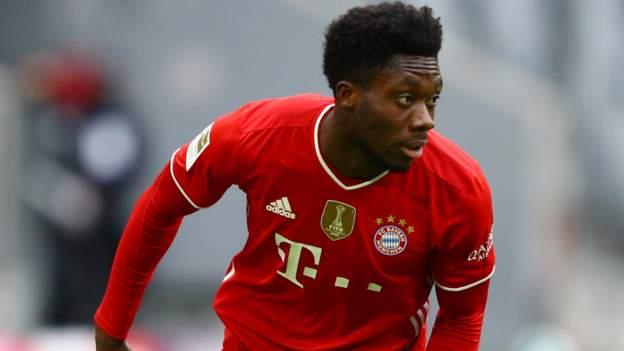 Bek Bayern Munich Alphonso Davies perihal pertarungan kaburnya yang kabur dan upayanya untuk menyemangati para pengungsi thumbnail