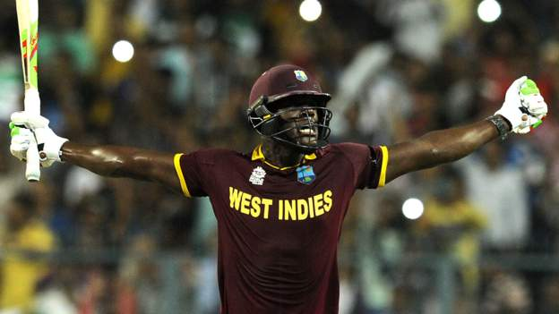 T20 World Cup: Carlos Brathwaite's four sixes off four balls - in his own words