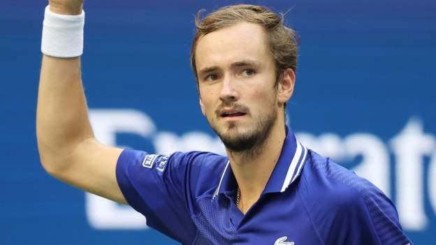 US Open: Second seed Daniil Medvedev beats Felix Auger-Aliassime to reach men's final