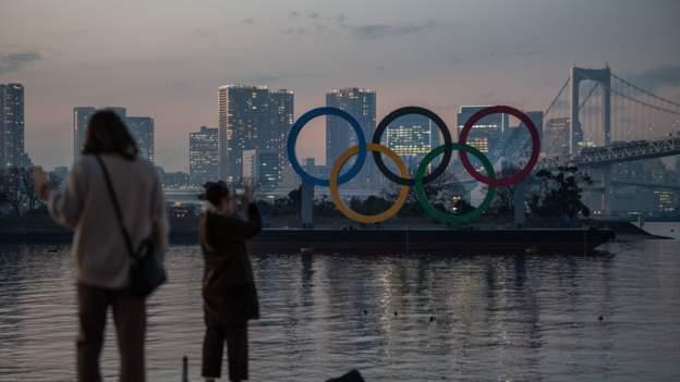 Tokyo Olympics 100-day countdown begins