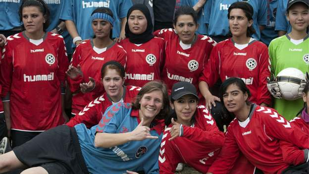 Afghanistan: Sport bodies call for emergency evacuation of female players