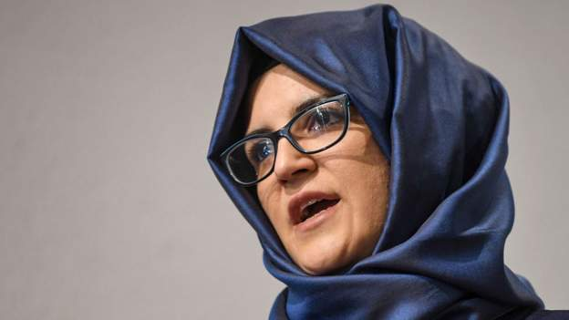 Khashoggi fiancee denounces Newcastle takeover