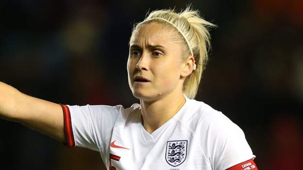 Steph Houghton: England captain out of World Cup qualifier with ankle injury