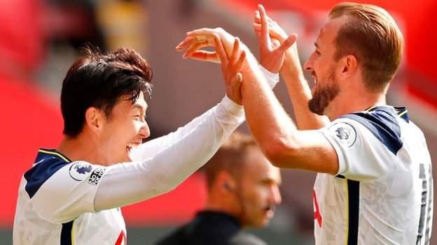 Scoring four goals incredible - Son