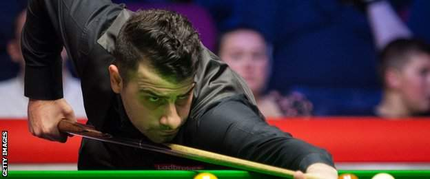 Georgiou defeated Graeme Dott to win the final of the Snooker Shootout in 2018