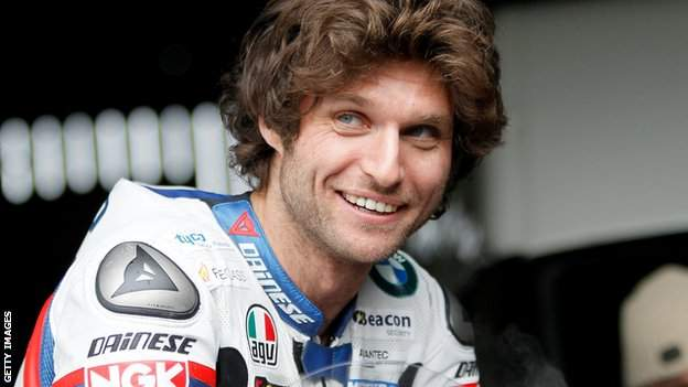 Guy Martin set the fastest lap in his Senior race victory