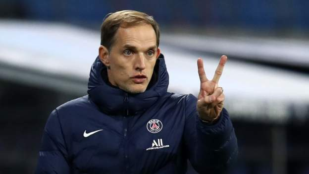 Thomas Tuchel: Chelsea appoint former PSG manager after sacking Frank Lampard - bbc