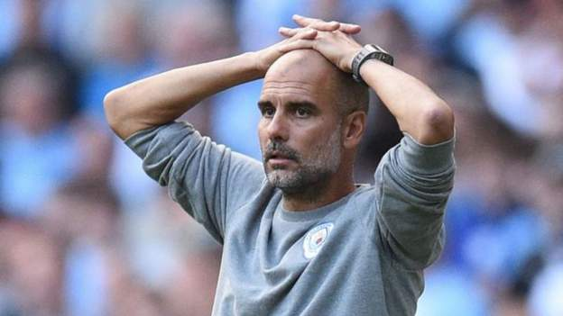 Manchester City 0-0 Southampton: Pep Guardiola feeling 'guilty' after Citizens draw blank - BBC Sport