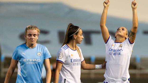 Manchester City Women 0-1 Real Madrid Femenino: Hosts fail to qualify for Women's Champions League