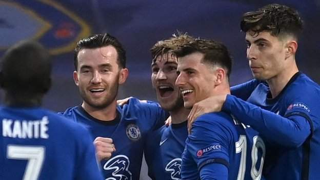 Chelsea set up all-English Champions League final
