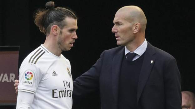 Gareth Bale to Tottenham: Real Madrid boss Zinedine Zidane says he never had problem with forward - bbc