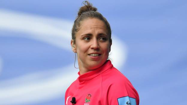 Cox to be Premiership's first female ref