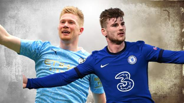 Man City v Chelsea - all you need to know about all-English Champions League final