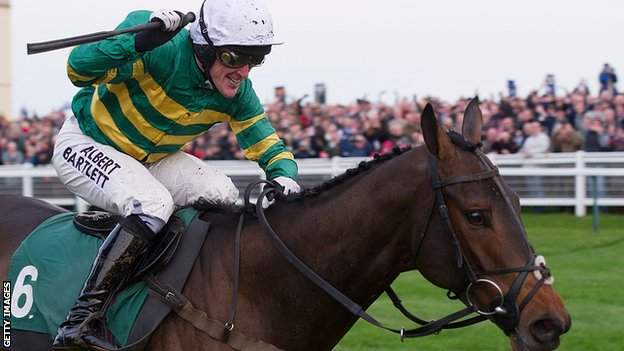 in_pictures AP McCoy wins on Mountain Tunes