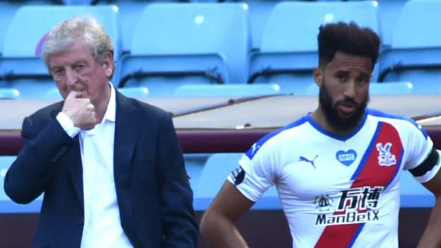 Crystal Palace: Roy Hodgson questions Andros Townsend