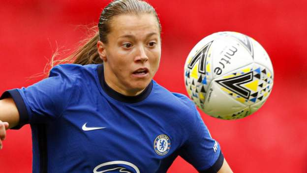 Fran Kirby: Chelsea and England striker was told she 'may not play again' thumbnail