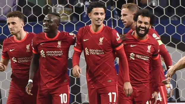 Liverpool inflict heavy defeat on Porto
