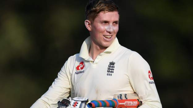 India v England 2021: England batsman Zak Crawley ruled out of the first two Tests with sprained wrist