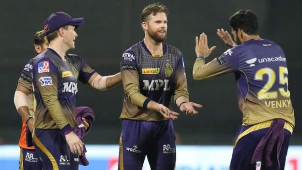 Indian Premier League: Kolkata Knight Riders thrash Rajasthan Royals by 86 runs