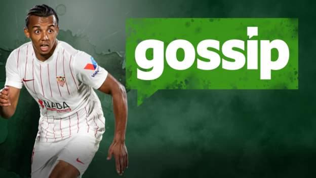 Transfer rumours: Kounde, Aurier, Haaland, Mbappe, Walker-Peters thumbnail