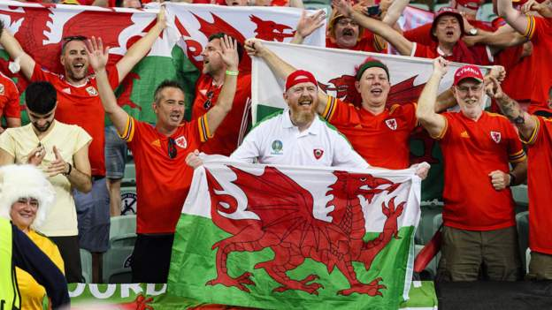 Euro 2020: How Wales can become unofficial world champions by beating Italy on Sunday - bbc