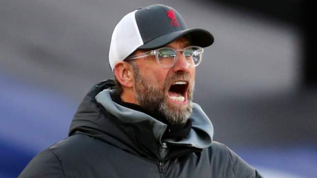 Liverpool boss Jurgen Klop says his players are