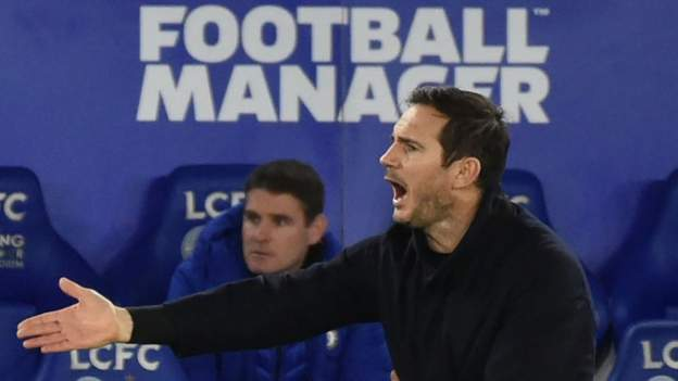 Frank Lampard: Chelsea boss 'worried' after fifth defeat in eight Premier League games (2021)