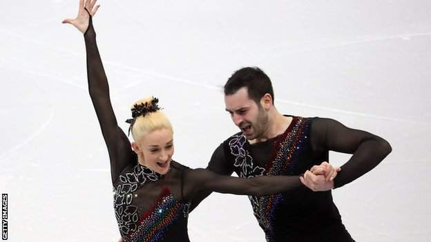 Zoe Jones and Christopher Boyadji