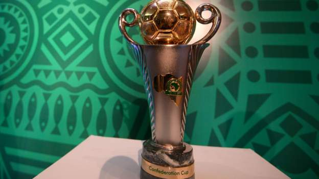 Confederation Cup group stage draw completed