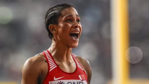 Salwa Eid Naser: World 400m champion to miss Olympics following two-year ban