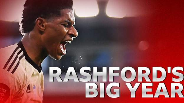 'Marcus Rashford has changed the country' - what a year for the Man Utd forward