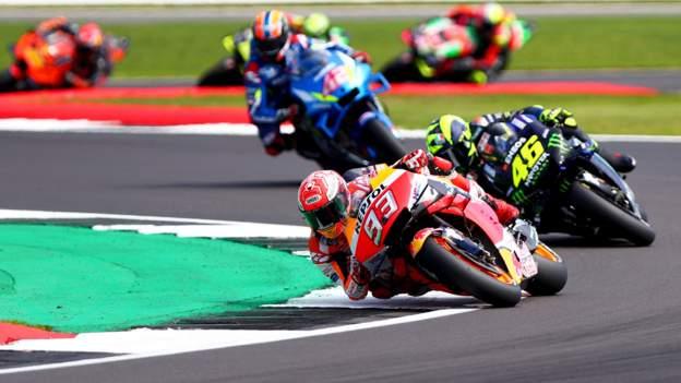 MotoGP: British Grand Prix cancelled due to coronavirus pandemic thumbnail