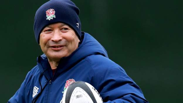 Eddie Jones: England head coach wants 'better rugby' during Six Nations