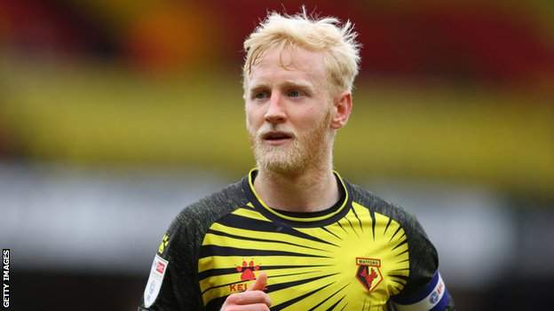 Crystal Palace: Watford's Will Hughes set to join Eagles for £6m
