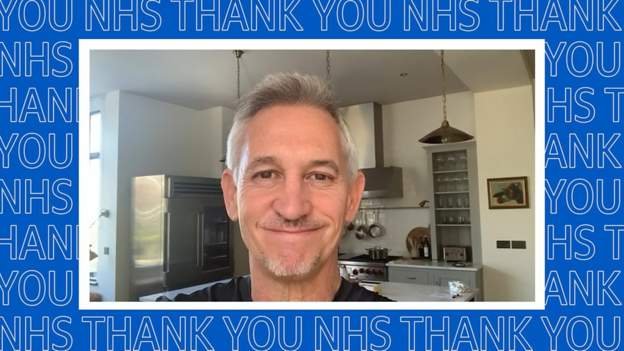 Gary Lineker shares thank you NHS message thumbnail