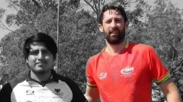 Meet the Scot who captains Bolivia