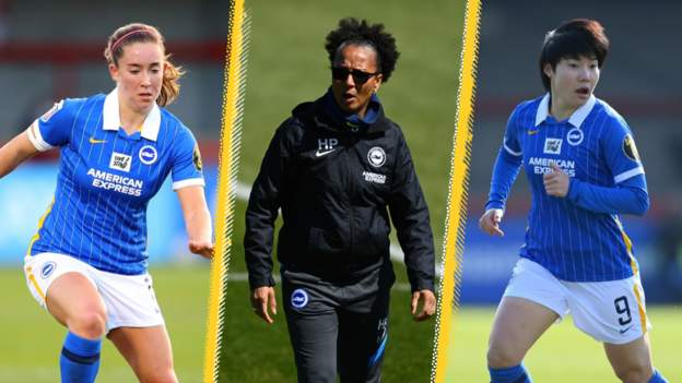 Brighton: How early WSL leaders are planning to succeed on and off pitch