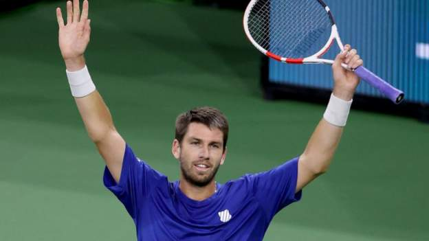 Cameron Norrie wins Indian Wells title with win over Nikoloz Basilashvili