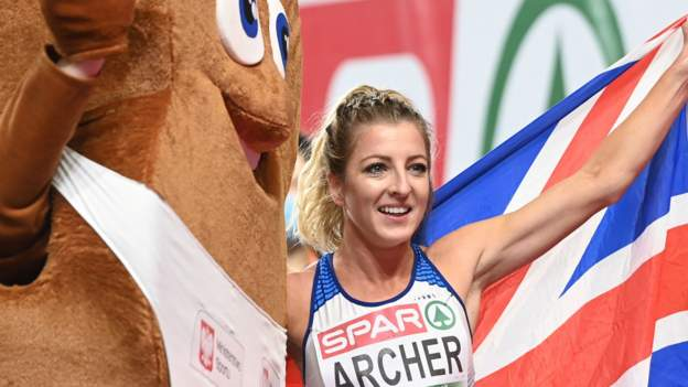 Archer takes 1500m silver at European Indoors after winning appeal