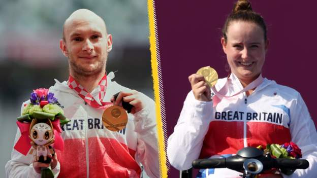 Tokyo Paralympics: Wheelchair racer Andrew Small and archer Phoebe Paterson Pine win golds