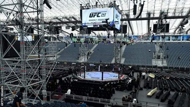 UFC's Dana White Reveals First Matches On Fight Island