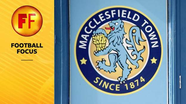 Football Focus: Macclesfield Town fans on losing the club they love - bbc