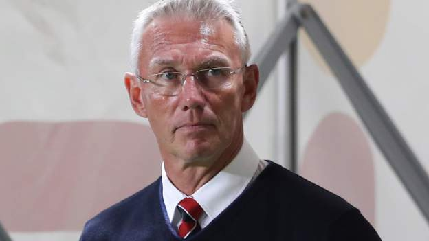 Nigel Adkins: Charlton Athletic sack manager after poor run