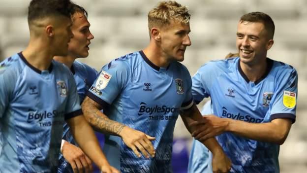 Coventry 3-2 QPR: Kyle McFadzean header gives Sky Blues win - bbc