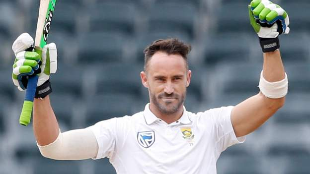 Former South Africa captain Faf du Plessis retired from Test cricket