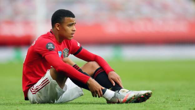 Mason Greenwood: Manchester United asked for forward to be rested for England games - bbc
