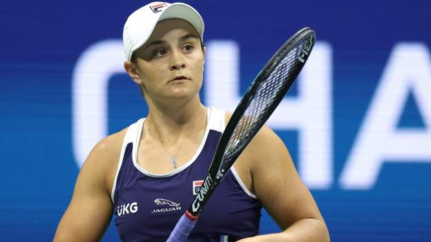 Ashleigh Barty: World number one misses WTA Finals and ends 2021 season early
